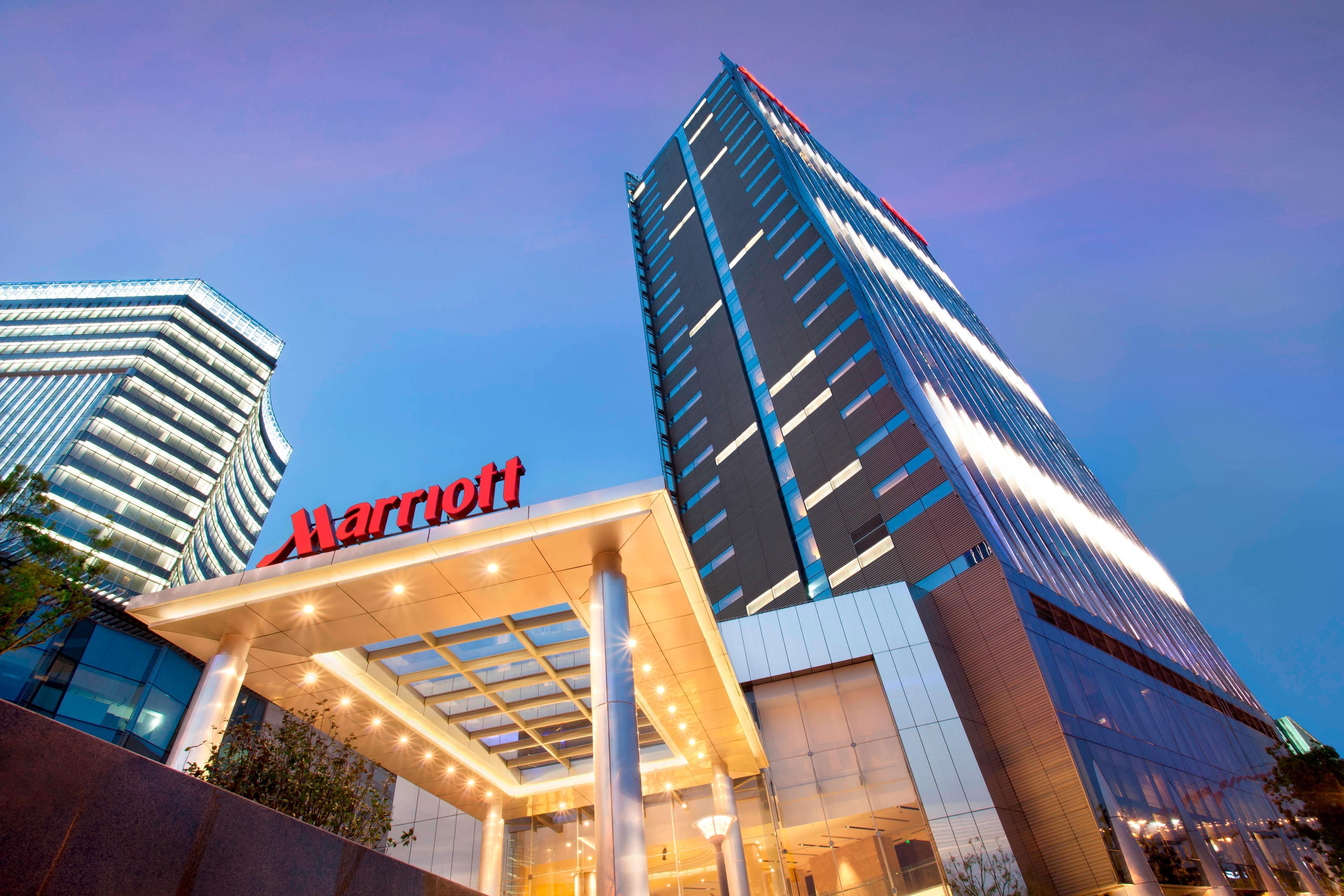 上海徐家匯のホテル