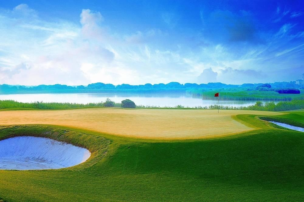 Shanghai golf courses