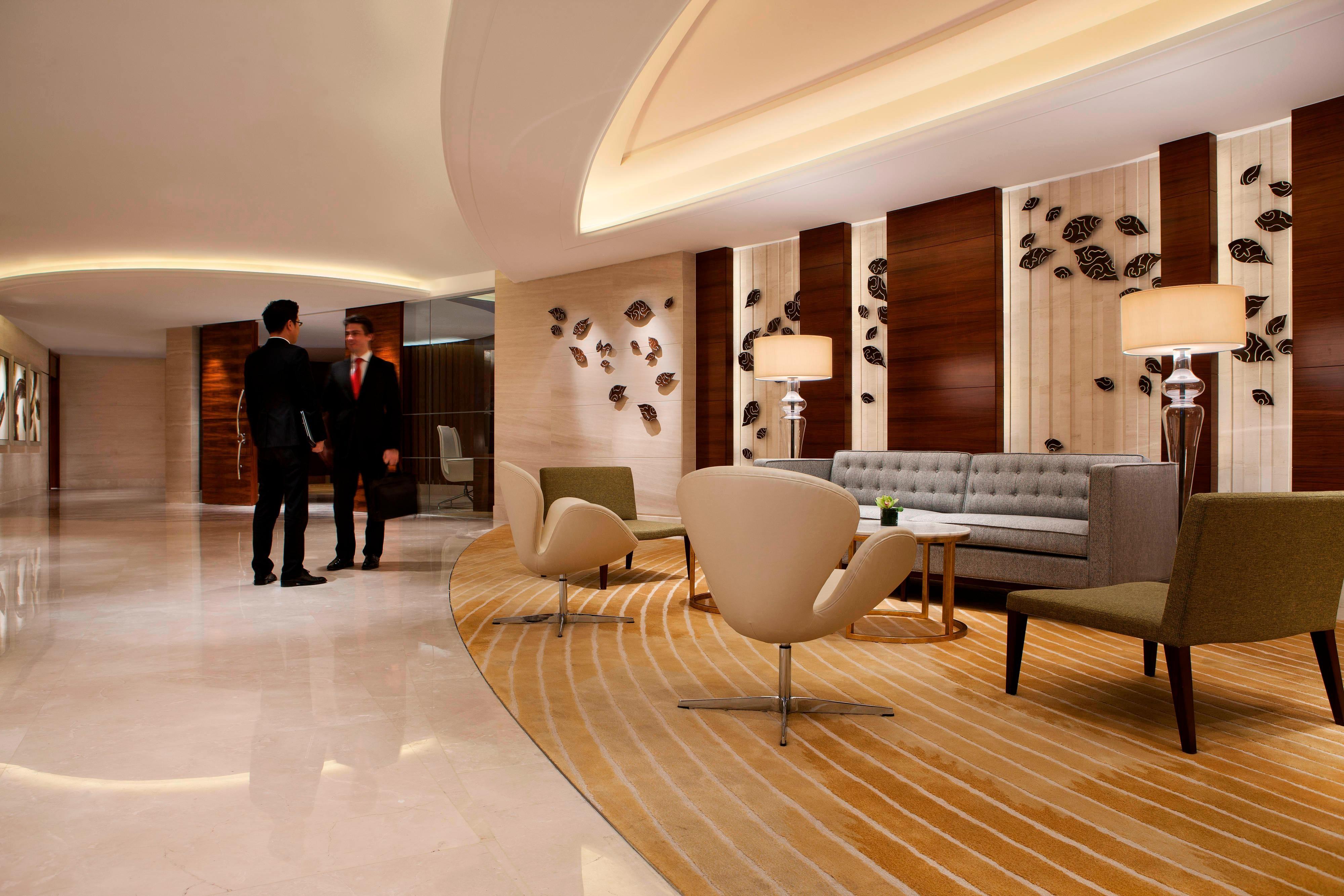 Hôtel d'affaires à Shanghai