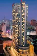 上海マリオット・ホテル・シティ・センター・ダウンタウン・ホテル