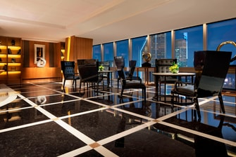 Shanghai Hotel – Executive Lounge