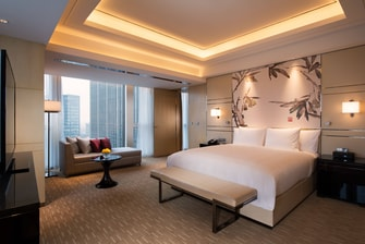 Shanghai hotel accommodation