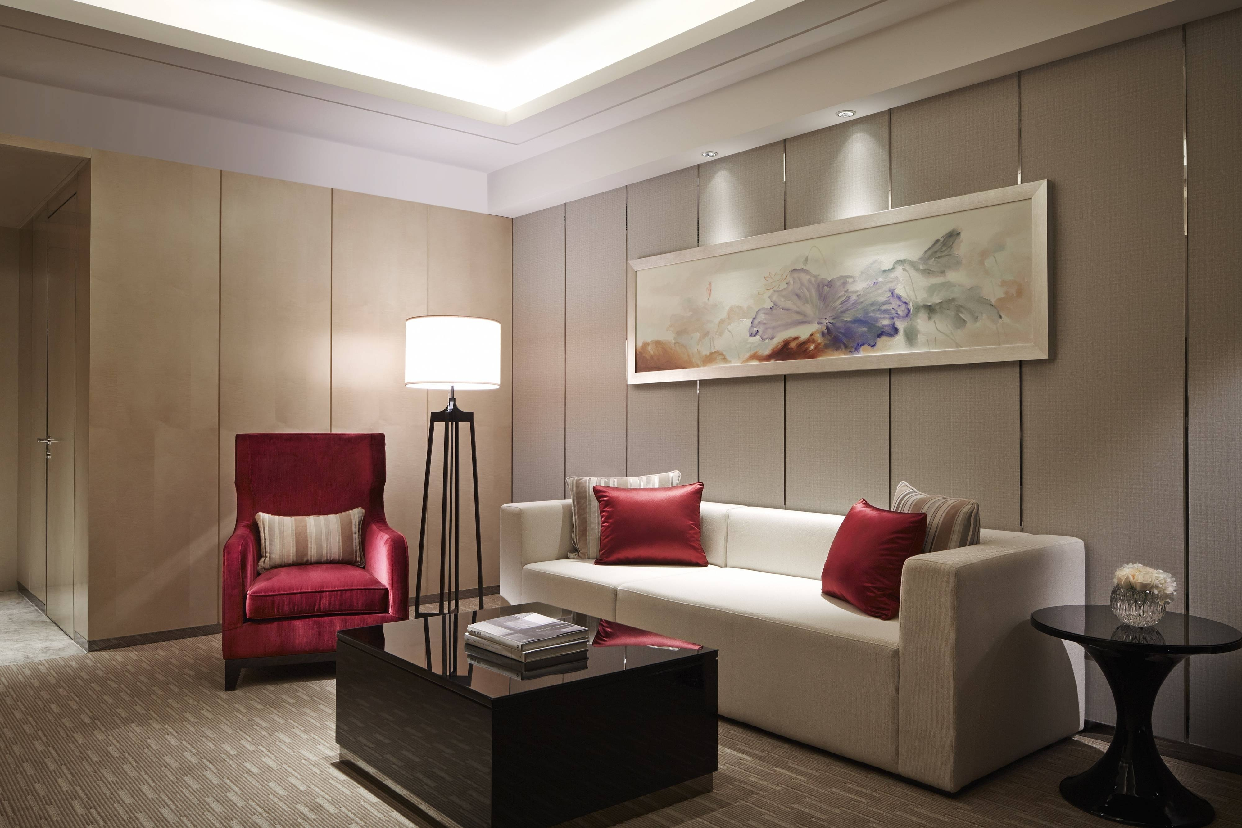 Executive Suite – Living Area