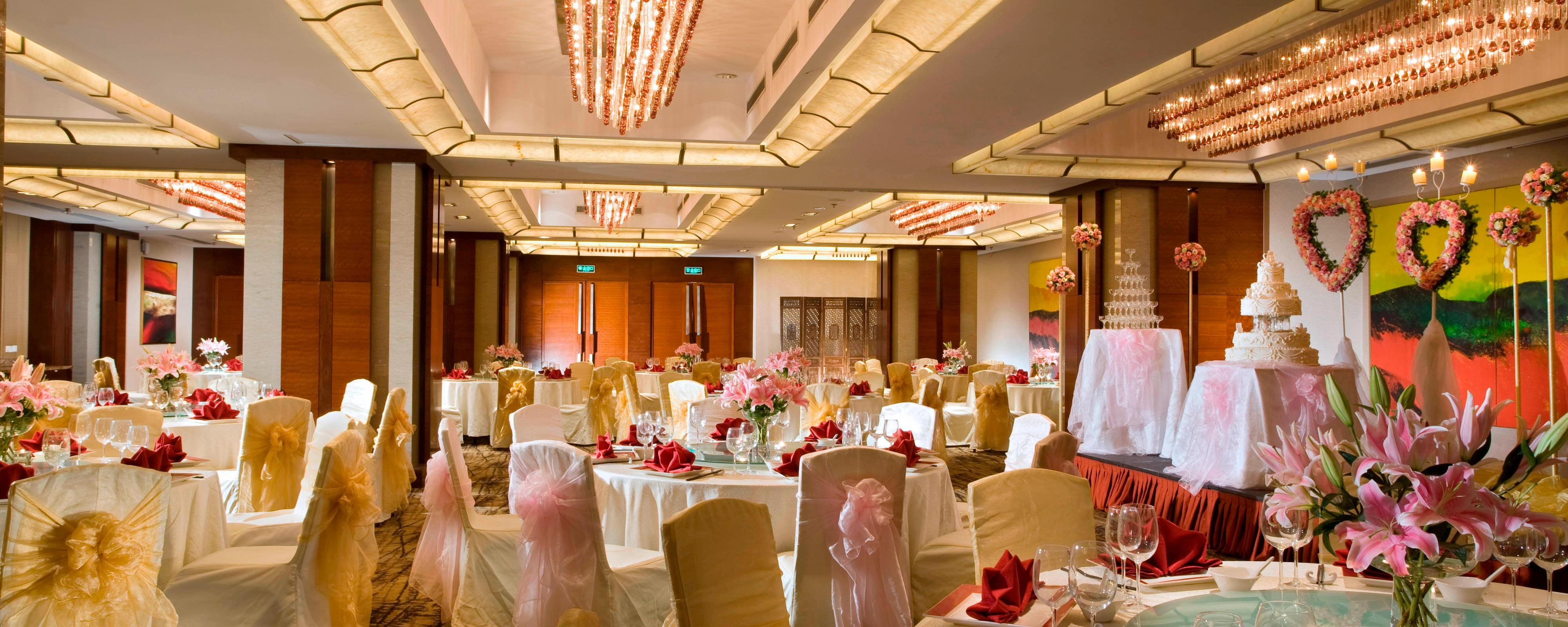 Four Points Grand Ballroom - Wedding Reception