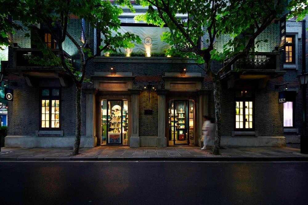 上海新天地ホテル
