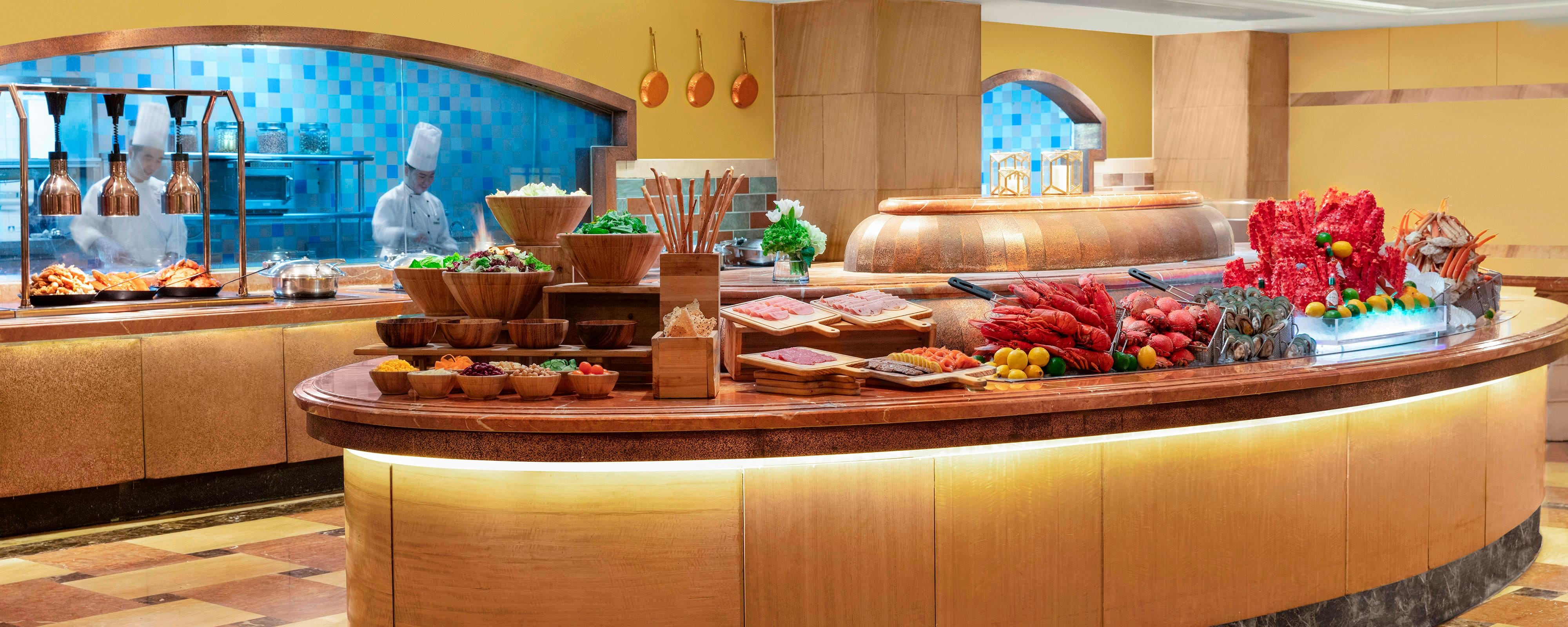 Shanghai Buffet And Restaurant Promotion Near Honqiao