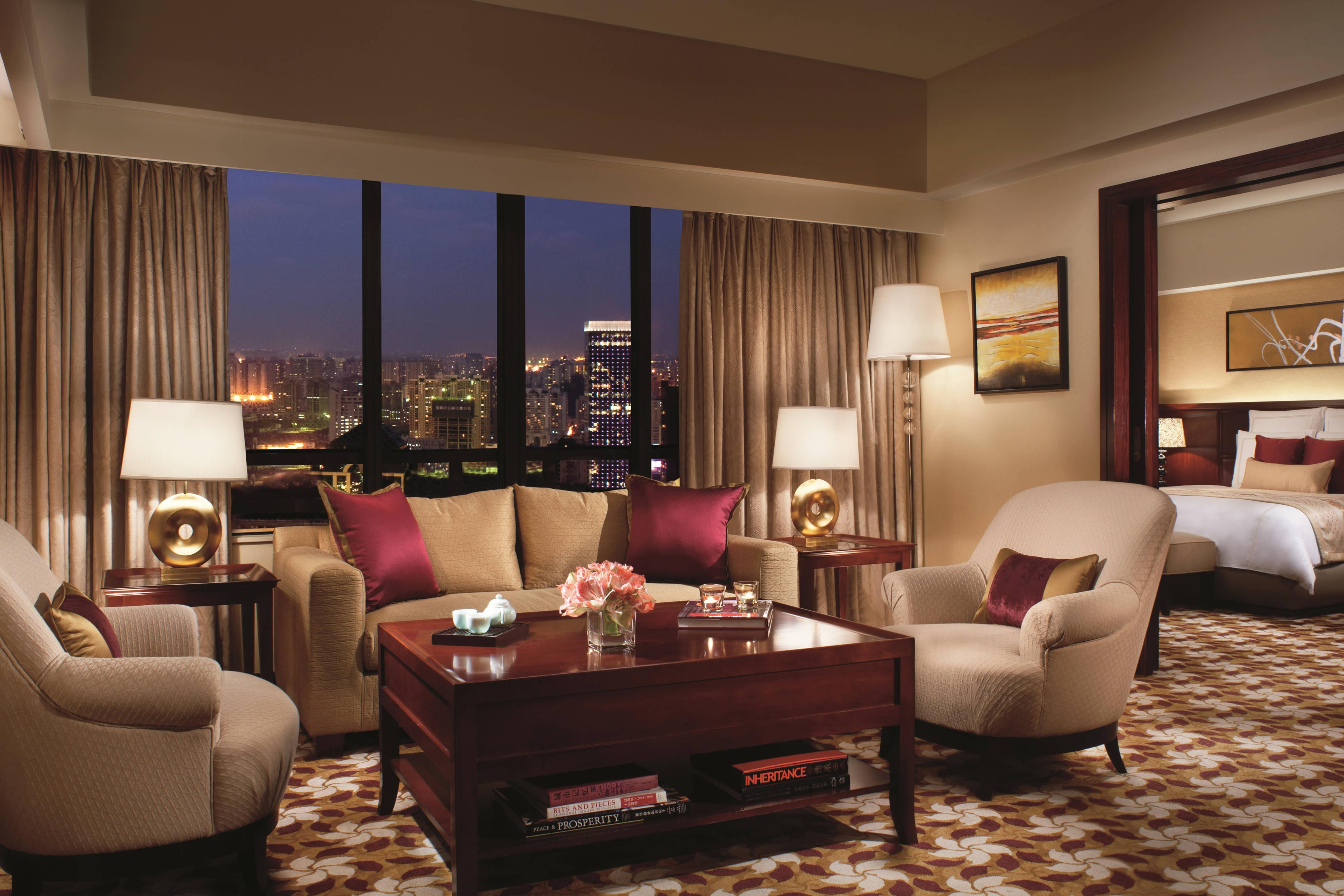 The Portman Ritz-Carlton, Shanghai - Executive Suite