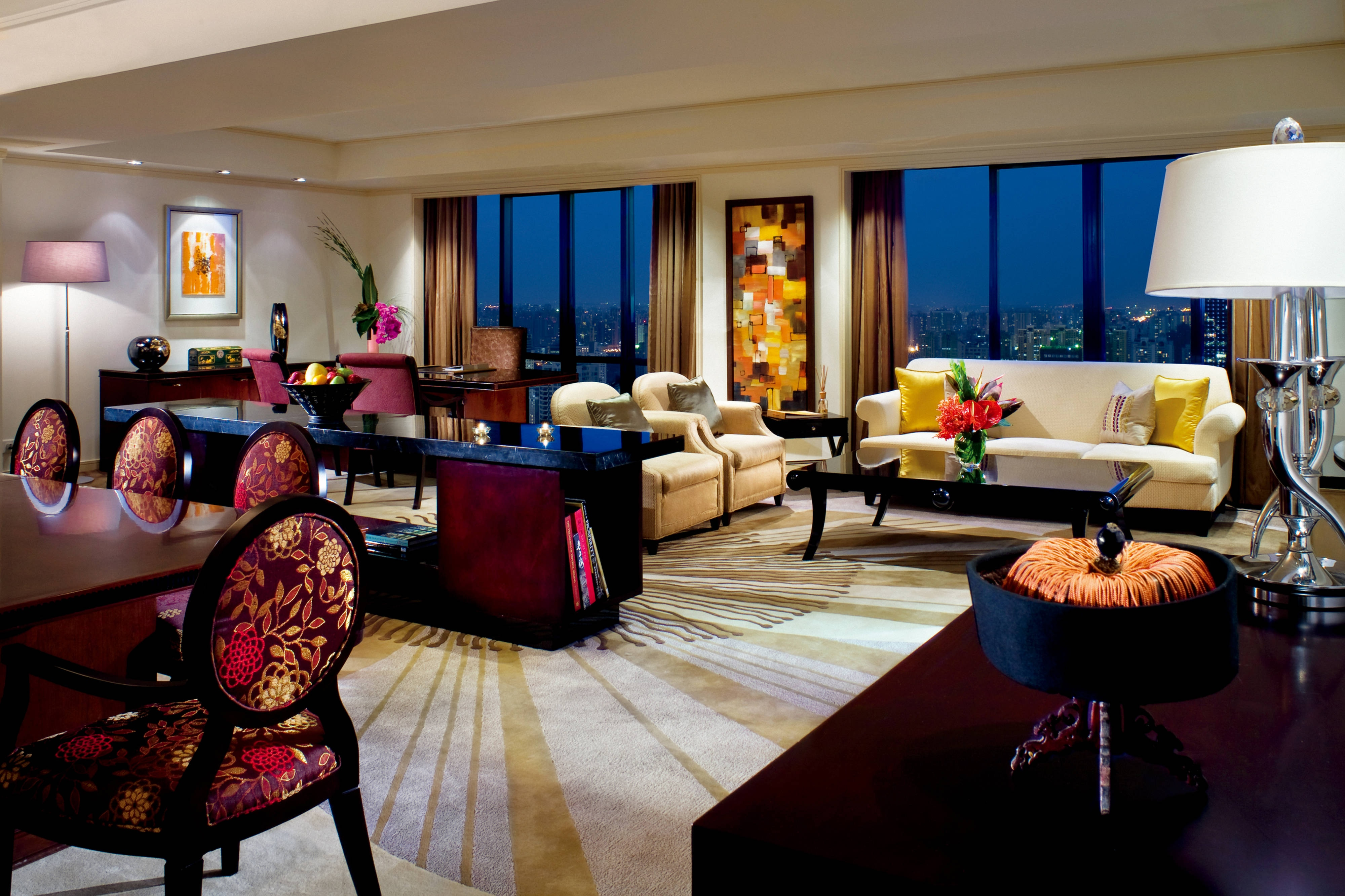 The Portman Ritz-Carlton, Shanghai - Two-Bedroom Penthouse Suites
