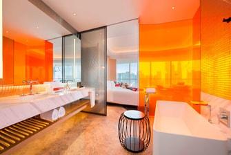 壮美客房 - 浴室