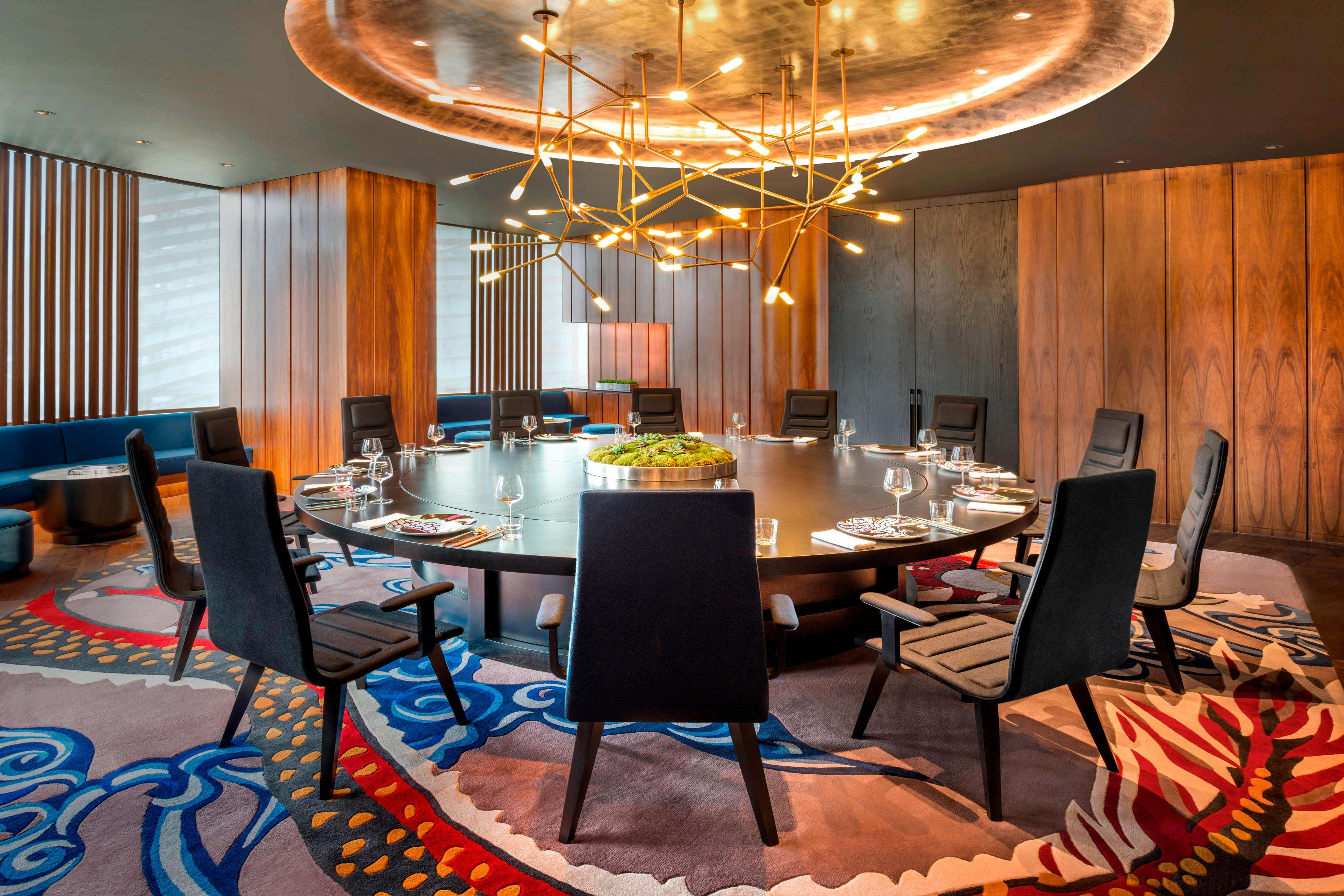 YEN Chinese Restaurant - Private Dining Room