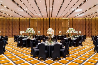 Mega Room Wedding Banquet