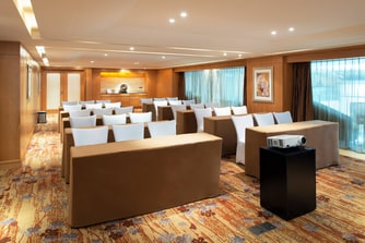 Crown Lounge Meeting Room - Classroom style