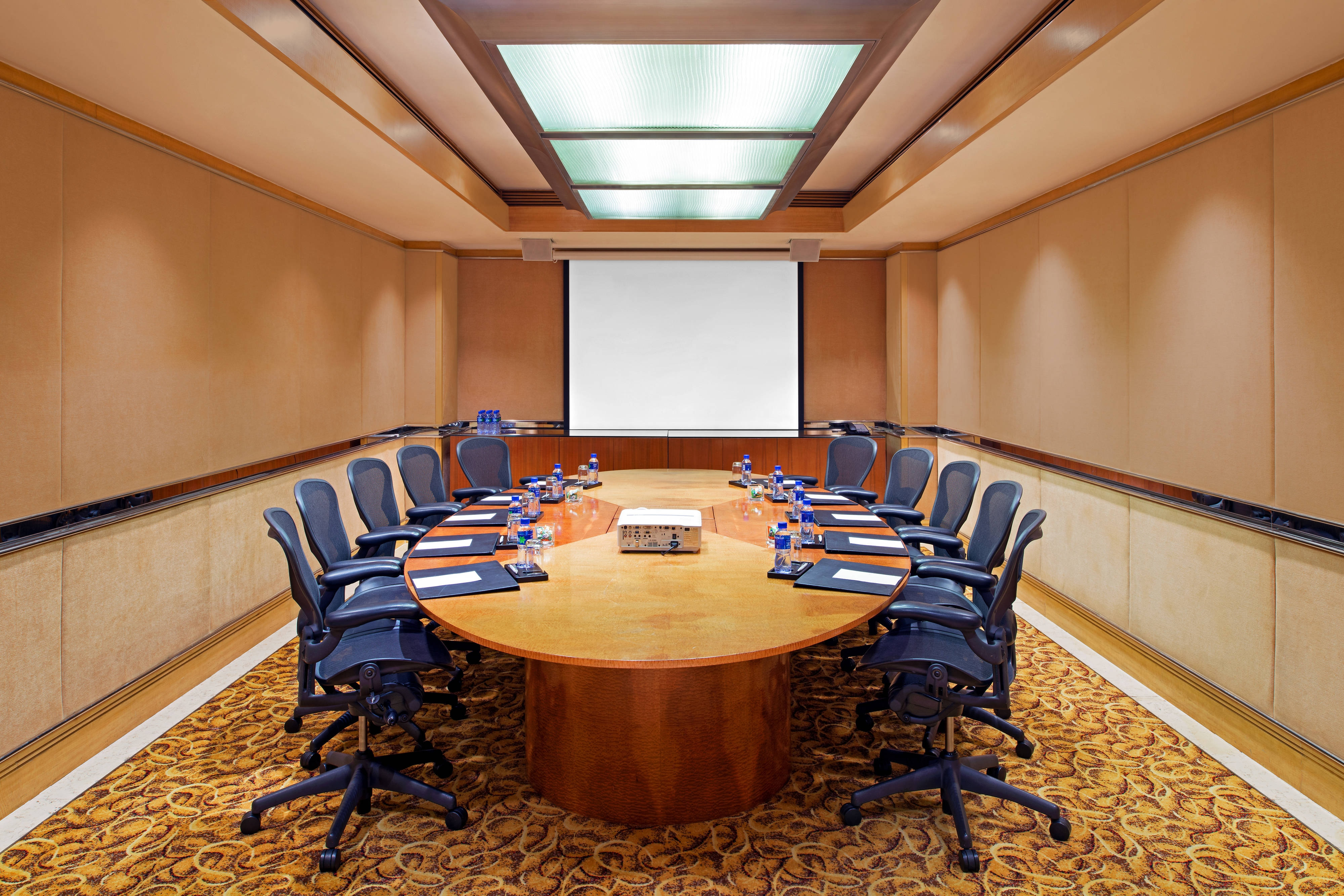 Jade Conference Room - Board Meeting