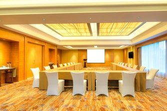 Topaz Function Room U-shape Meeting Style