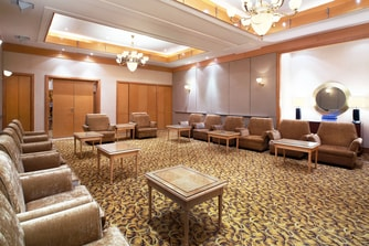 Turquoise Meeting Room - VIP style