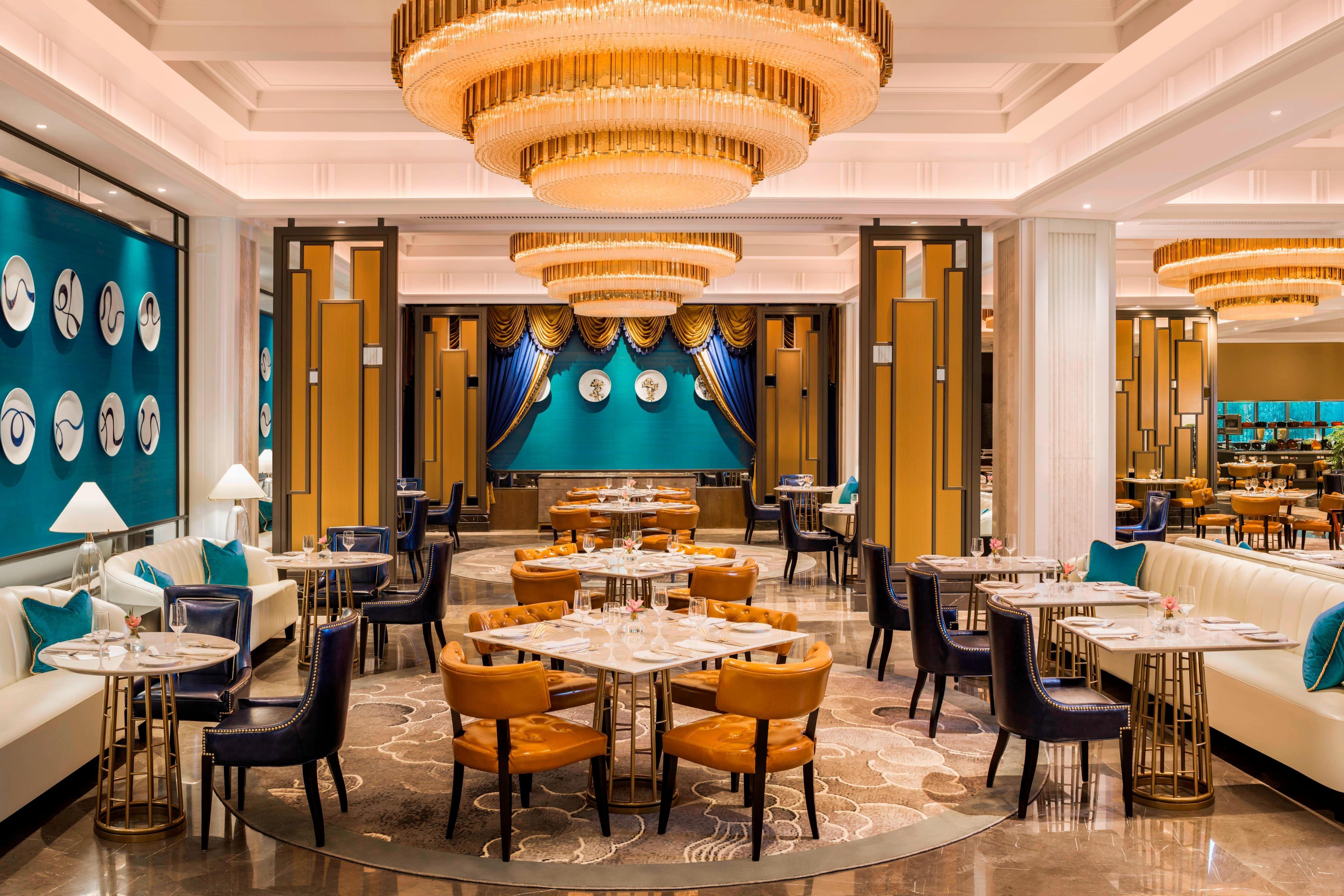 Socail Restaurant Main Dining Area