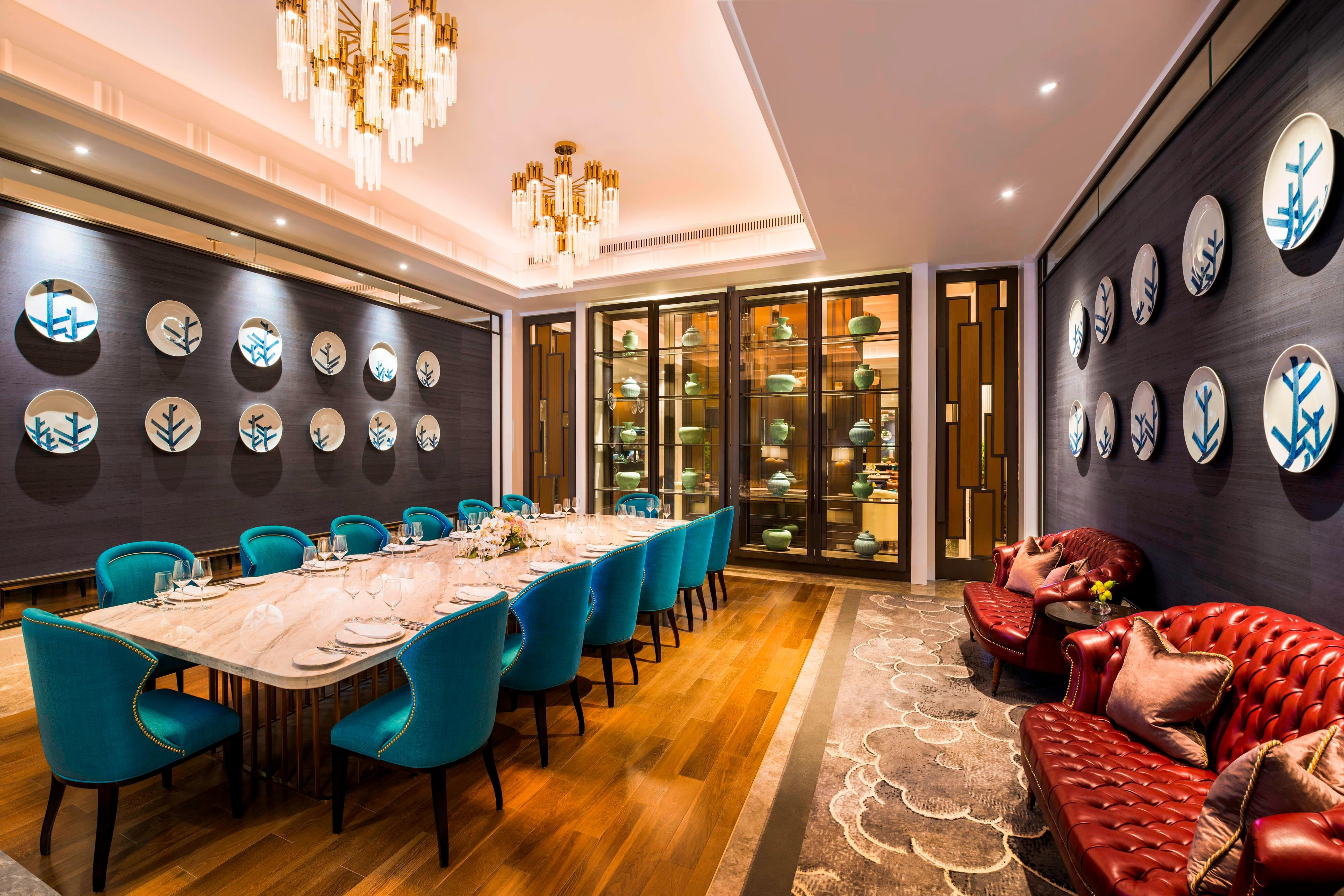 Socail Restaurant_Private Dining Room