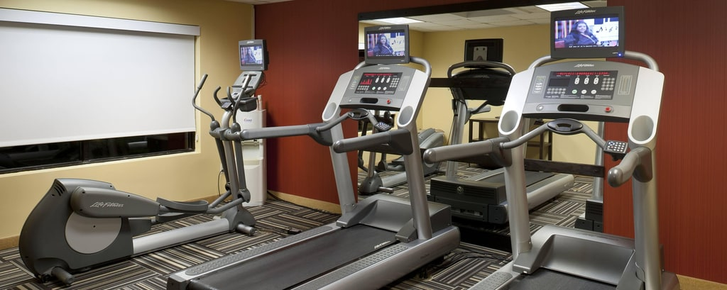 Fitness Center – Hotels in Harrisonburg, VA