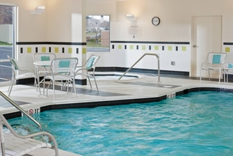 Harrisonburg hotel with indoor pool