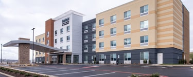 Fairfield Inn & Suites Staunton