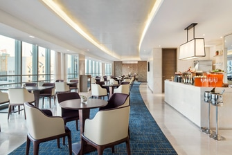 Le Meridien Club Lounge