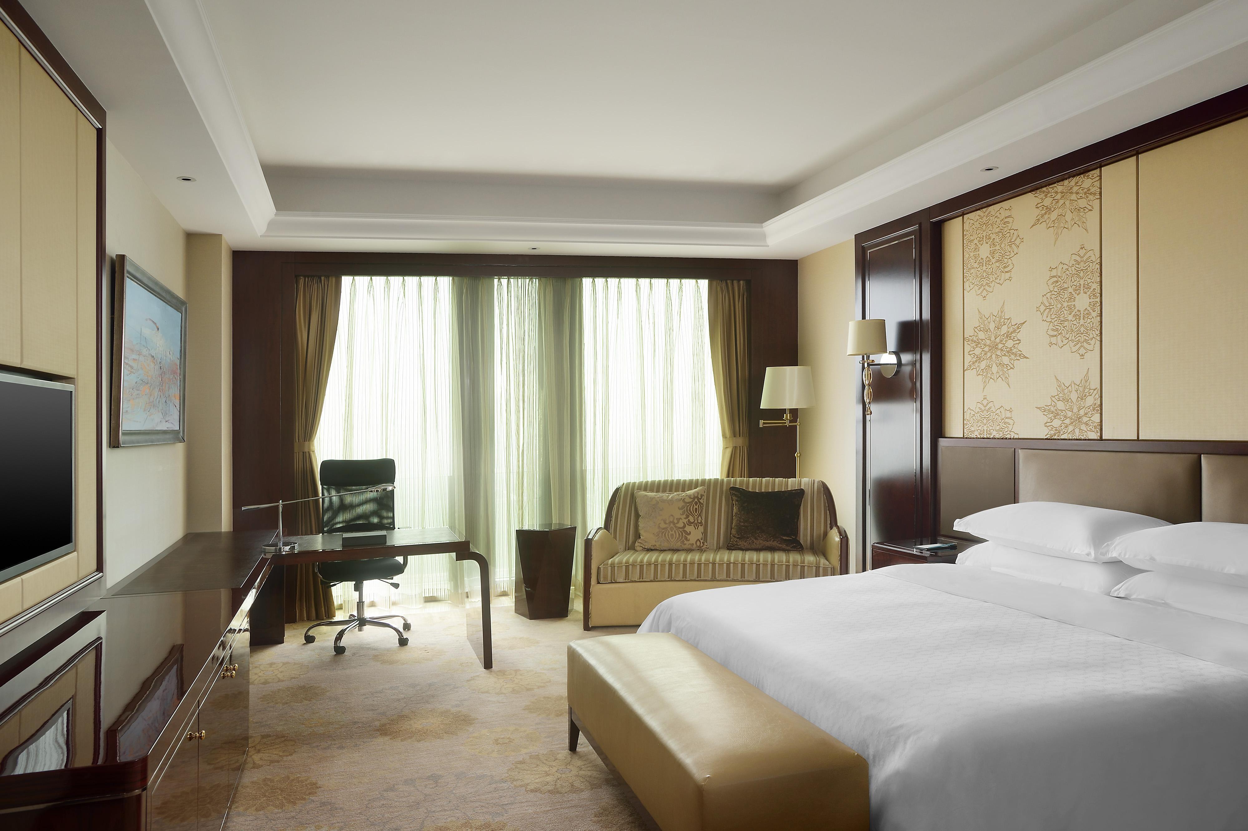 Executive Gästezimmer mit Kingsize-Bett