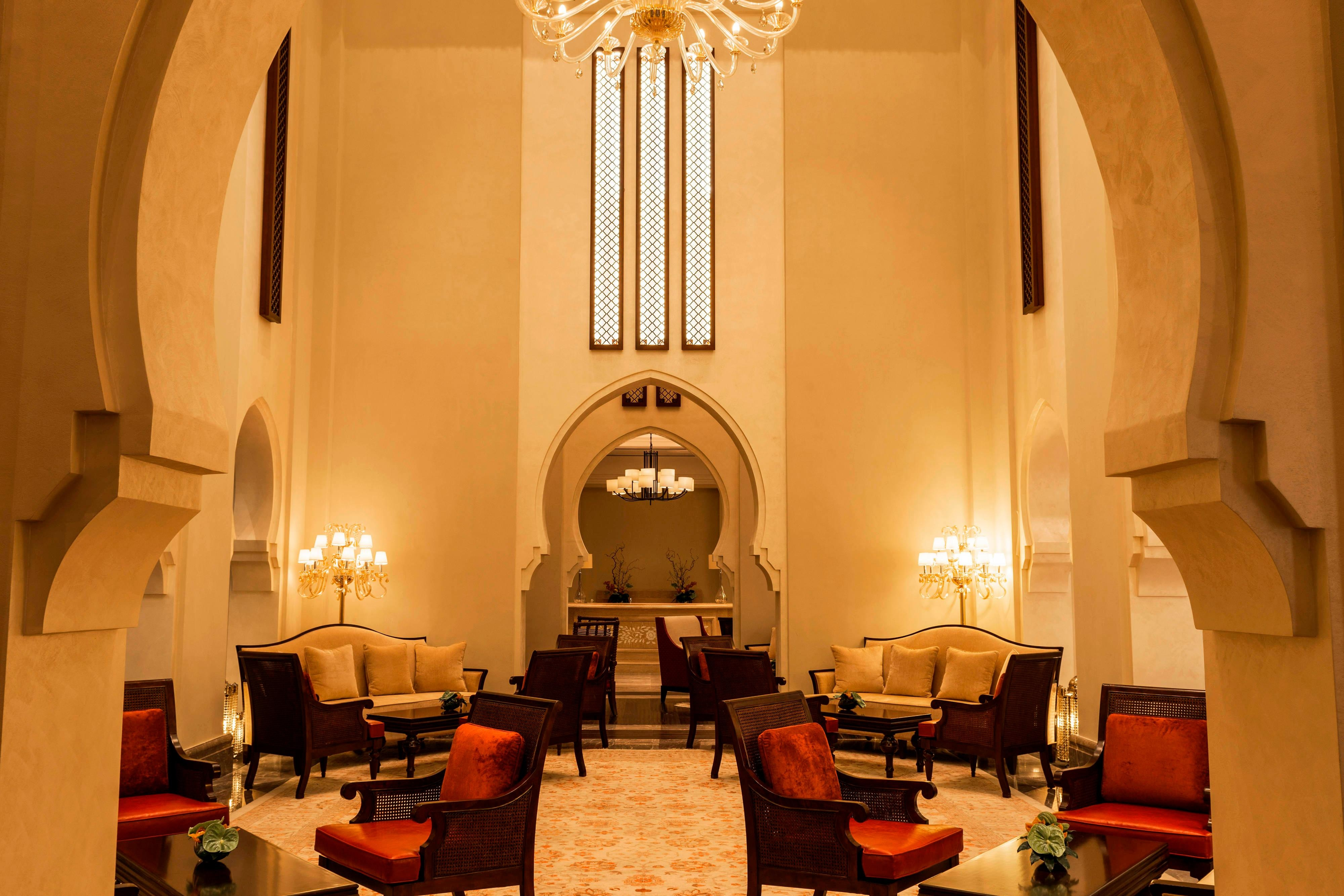 Al Shorfa - Lobby Lounge