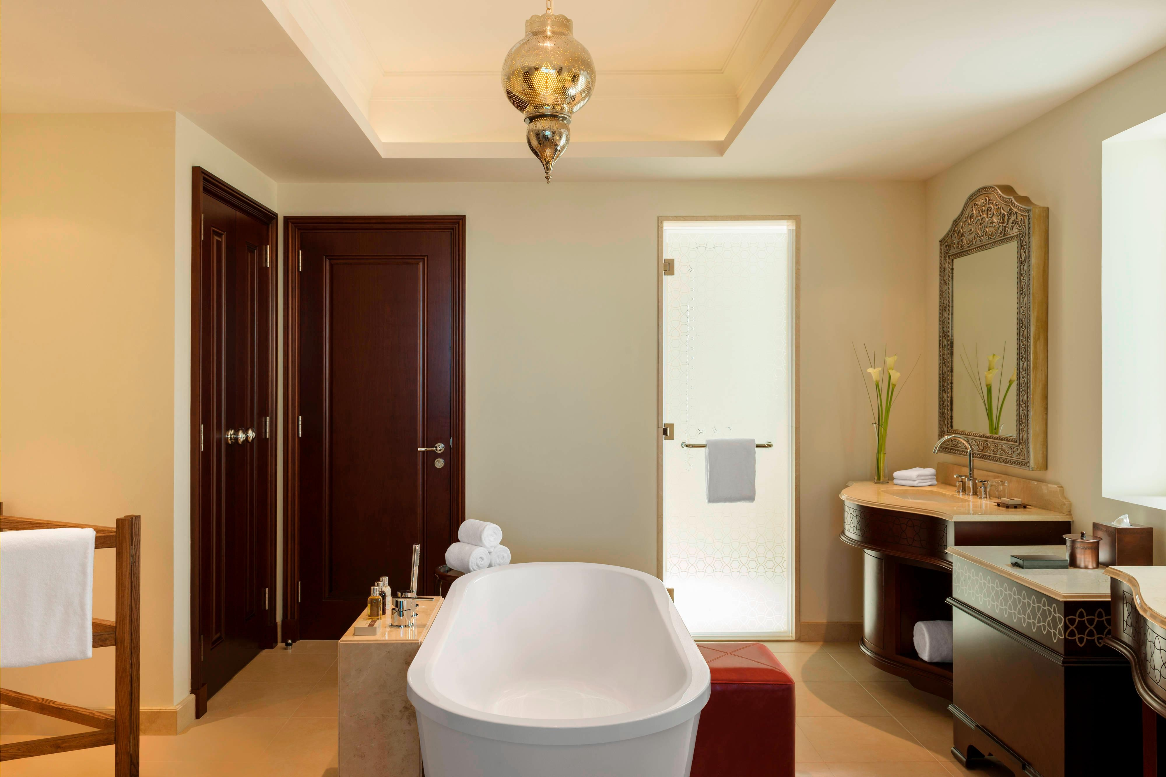 Al Dana Suite - Bathroom
