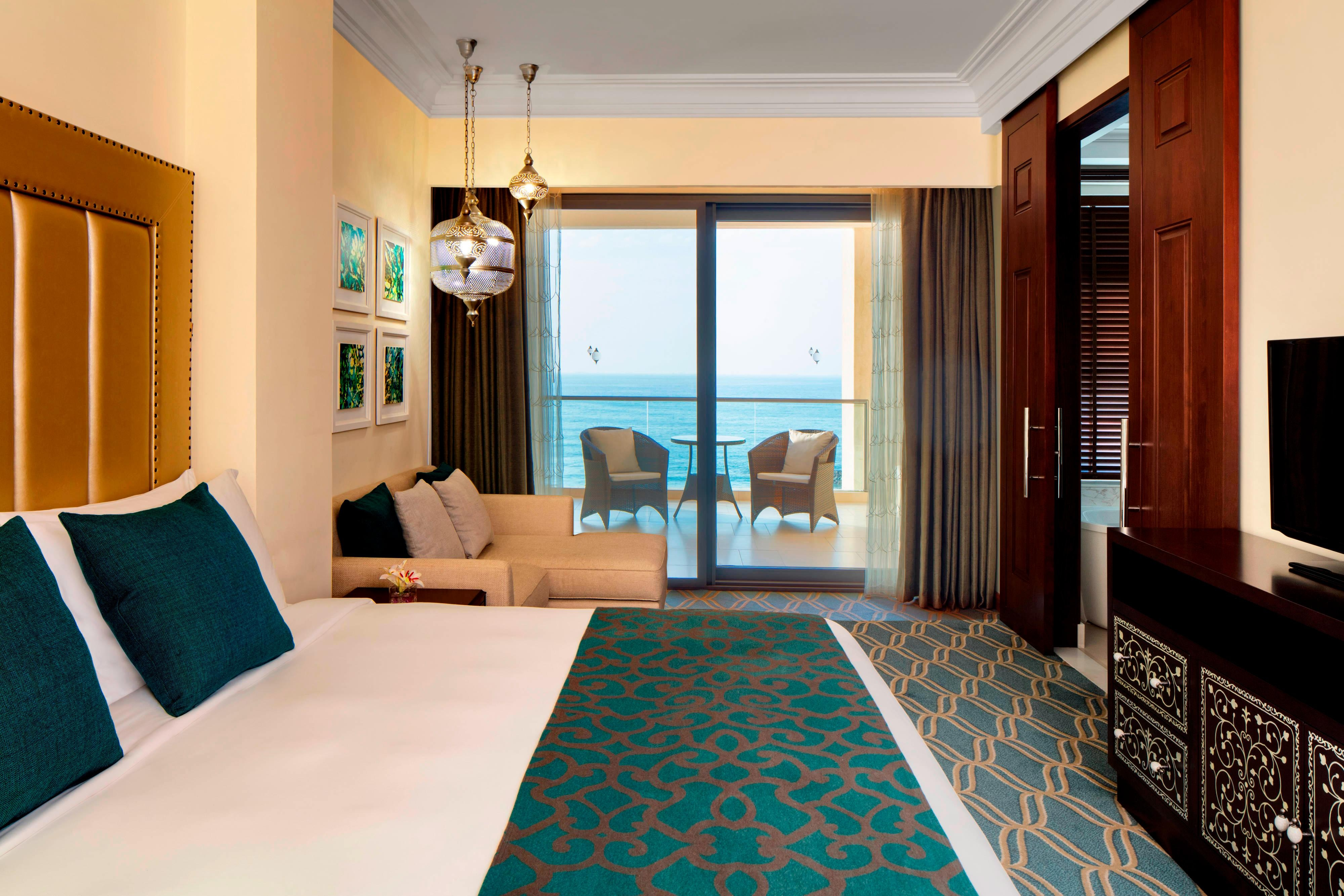 Deluxe Sea View Room King Guest Room