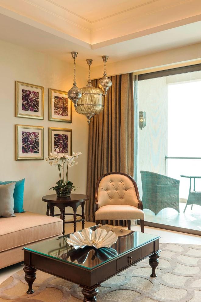 Seating Area - Al Dana Suite
