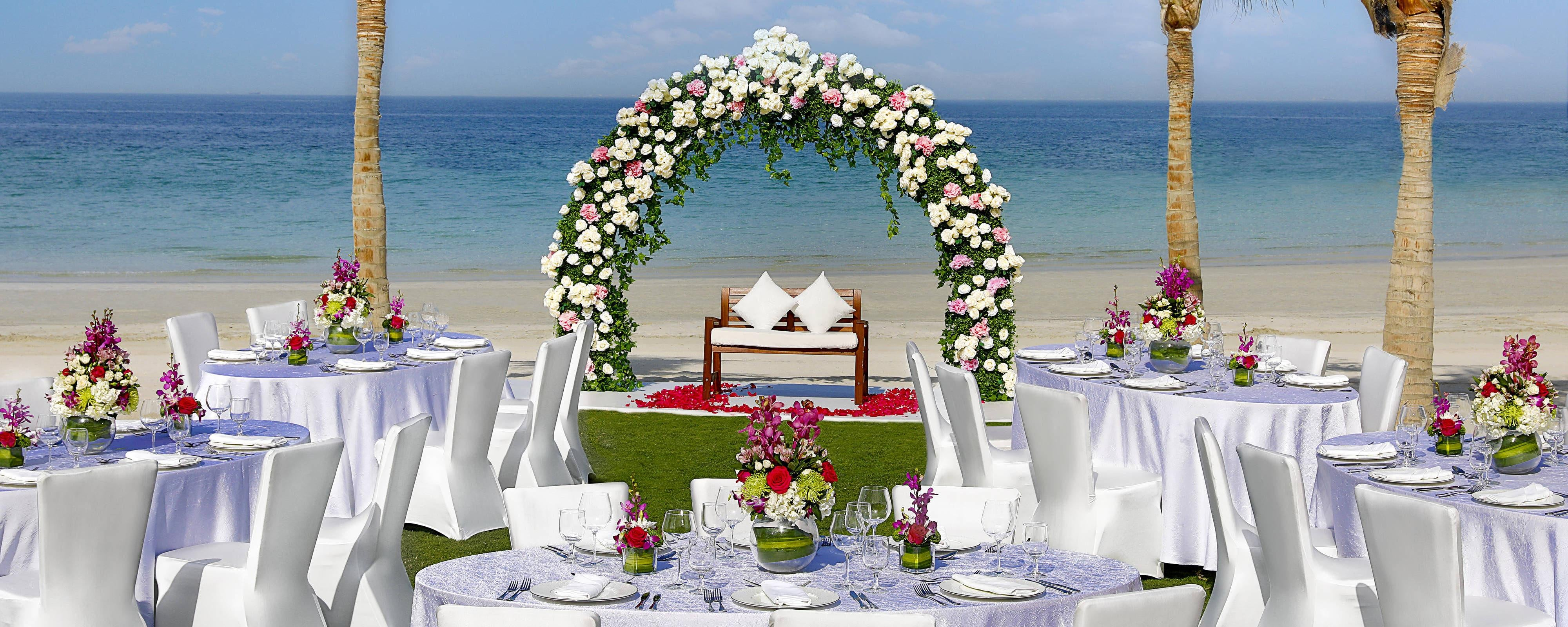 Wedding Halls In Ajman Venues Ajman Saray A Luxury Collection