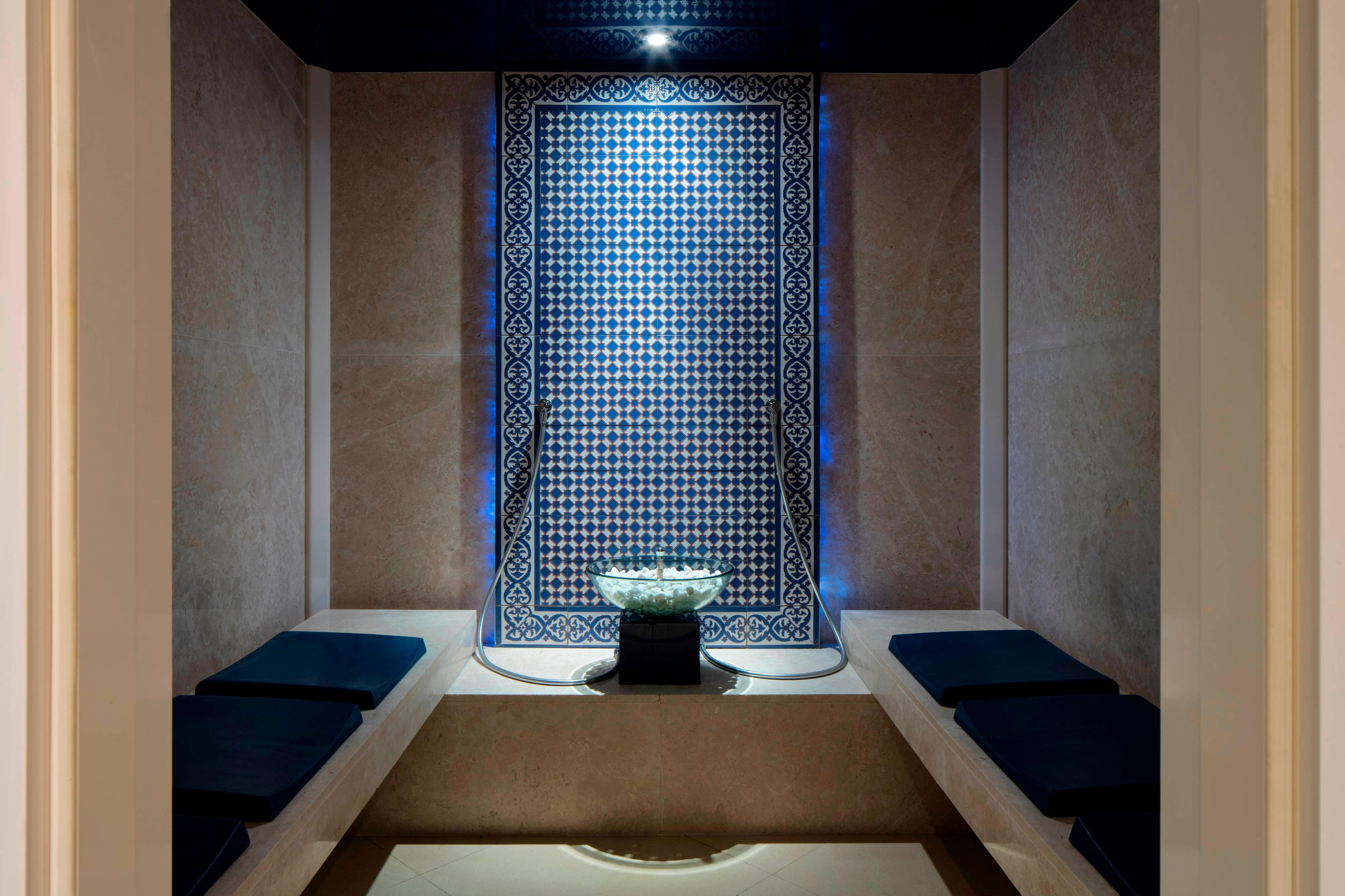 Shine Spa Steam Room