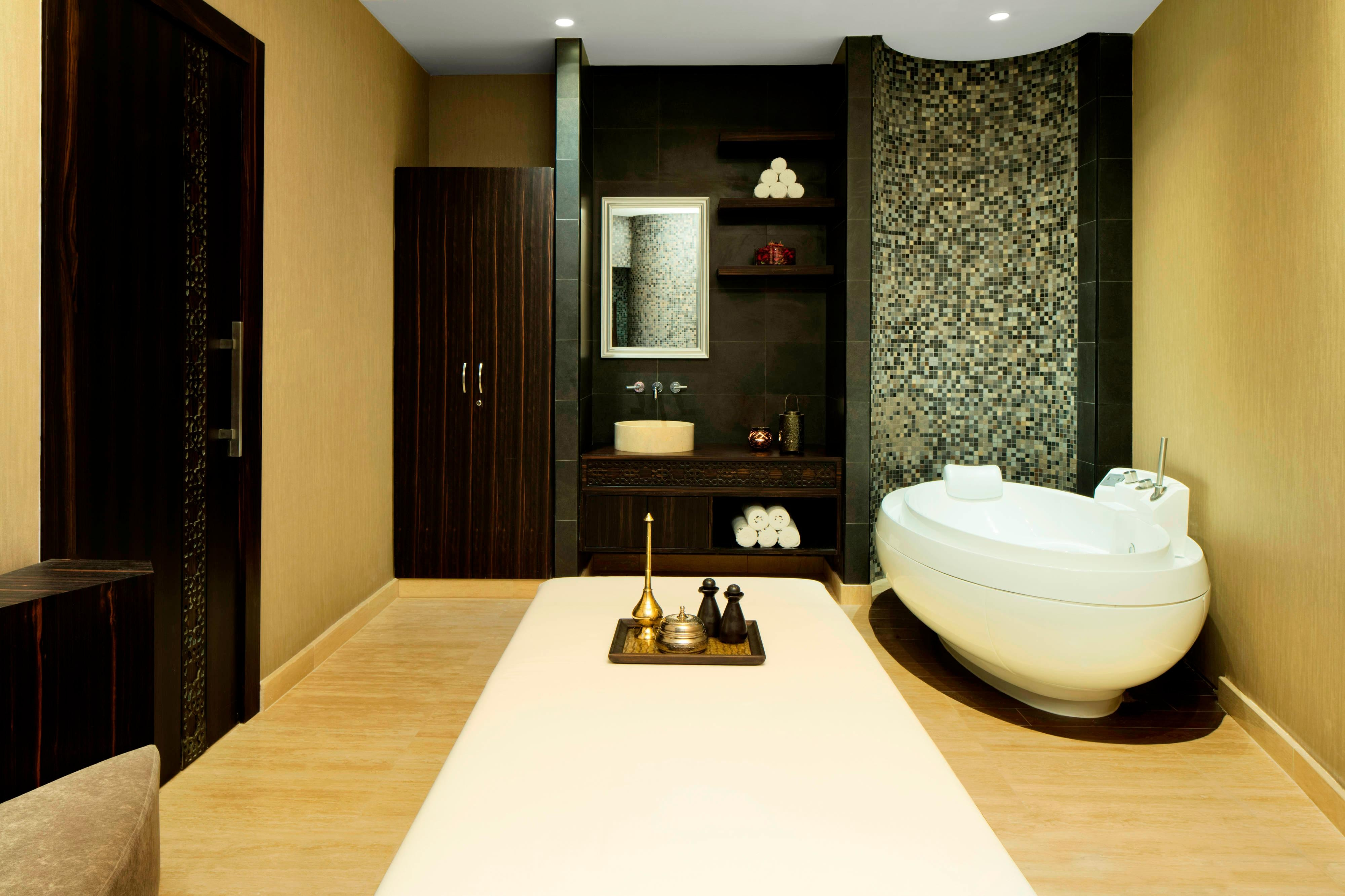 Shine Spa Treatment Room