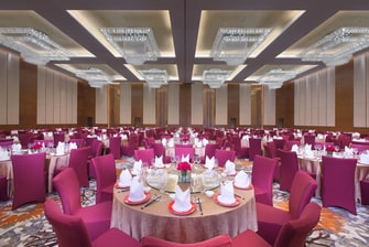 Huamao Grand Ballroom Wedding