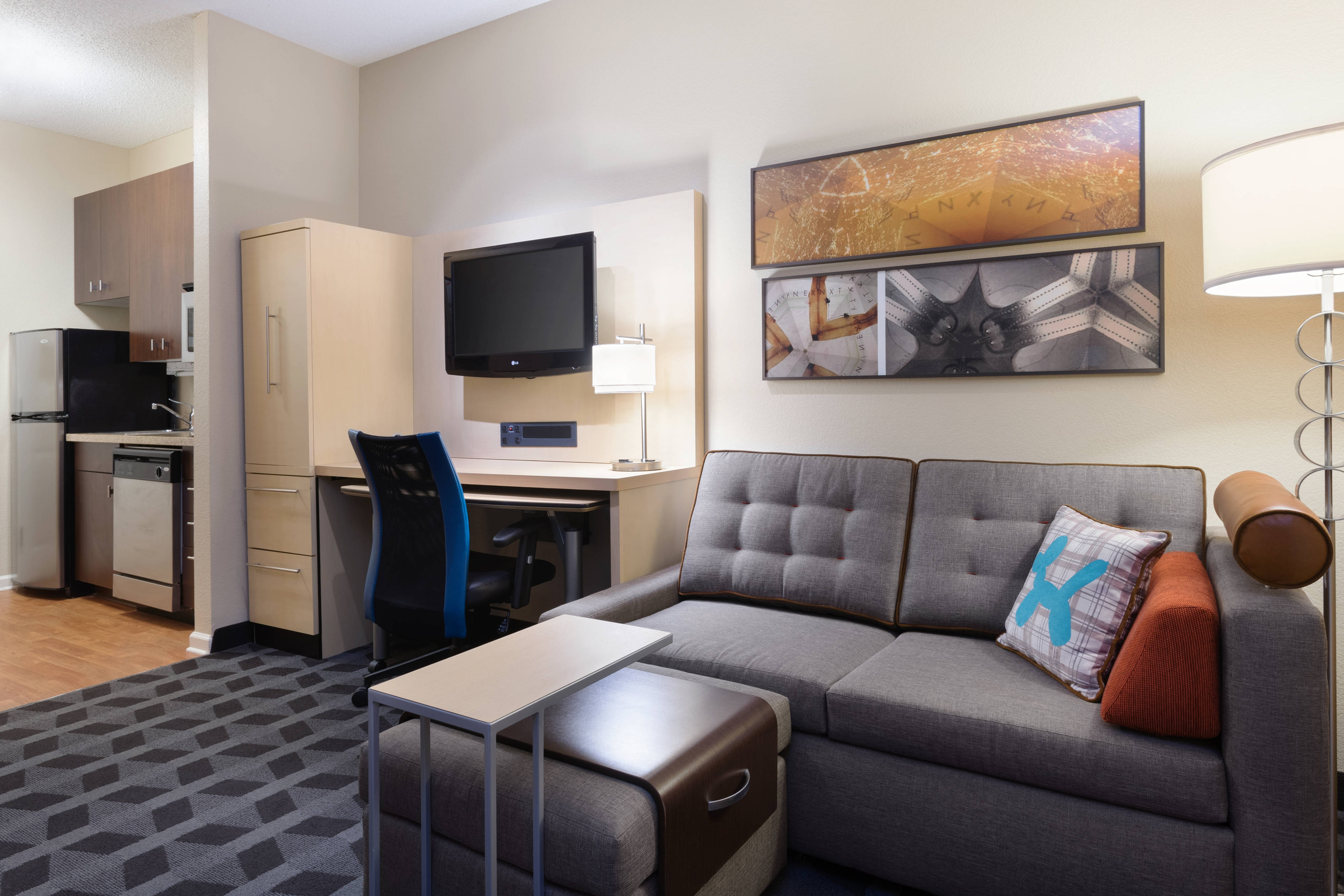 Shvts Towneplace Suites Shreveport Bossier City on Towneplace Suites Room Floor Plans