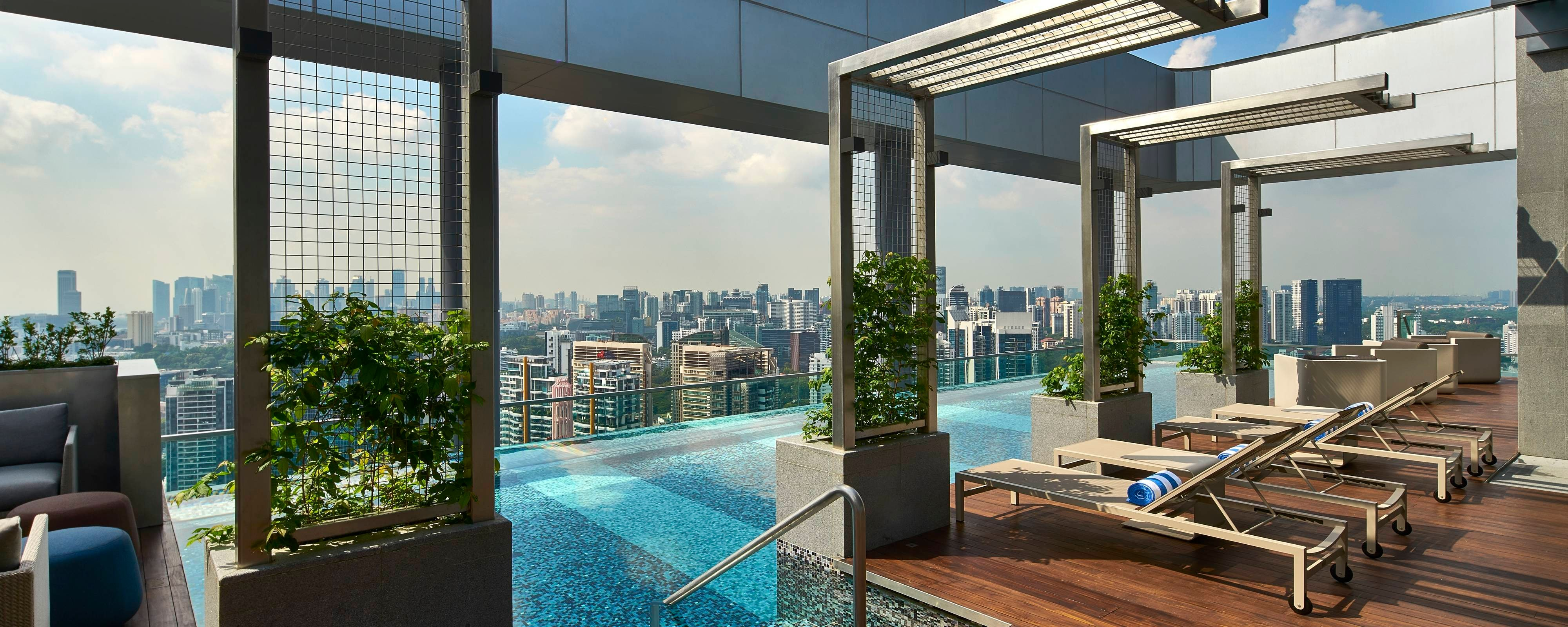 Orchard Hotel Singapore - Millennium Hotels and Resorts