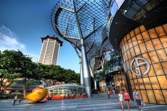 Singapore hotel near Orchard Road