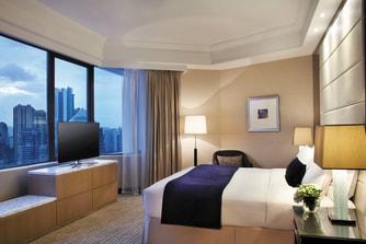 Hotel suite in Singapore