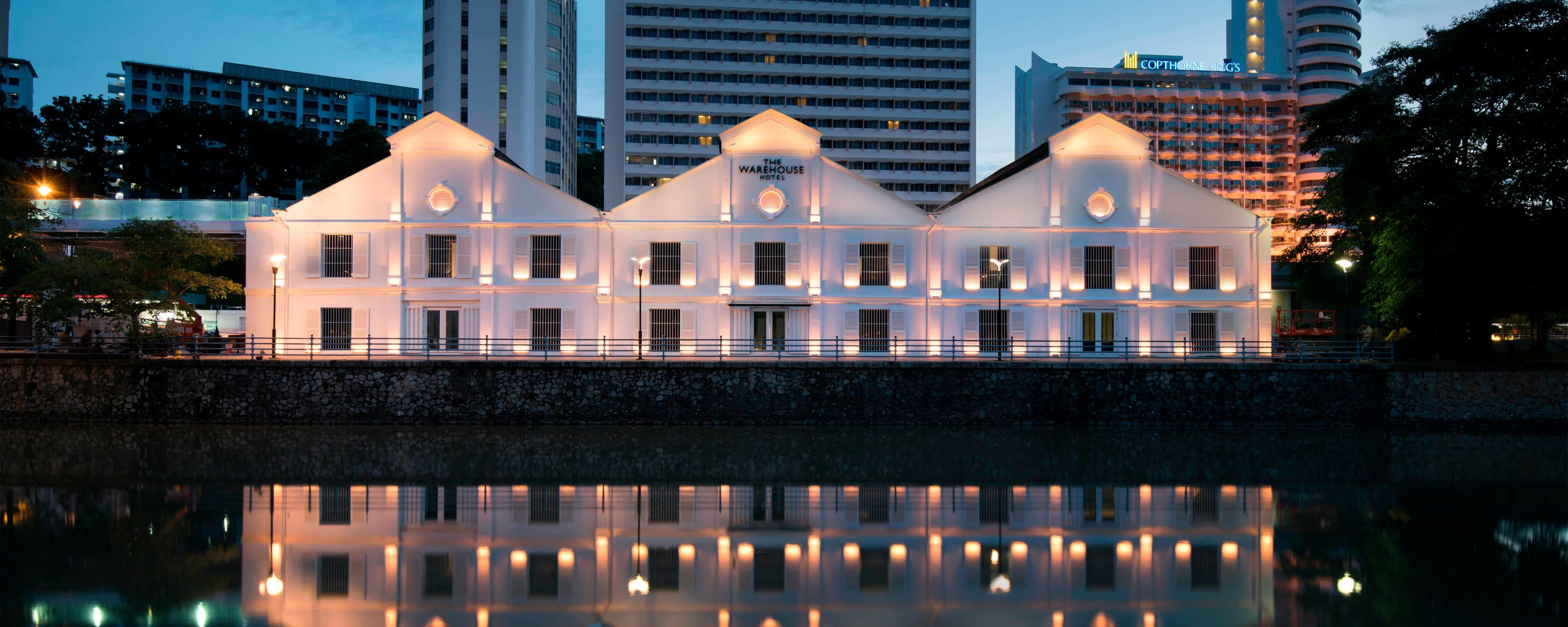 Unique Hotel In Singapore The Warehouse Hotel Singapore A Member Of Design Hotels