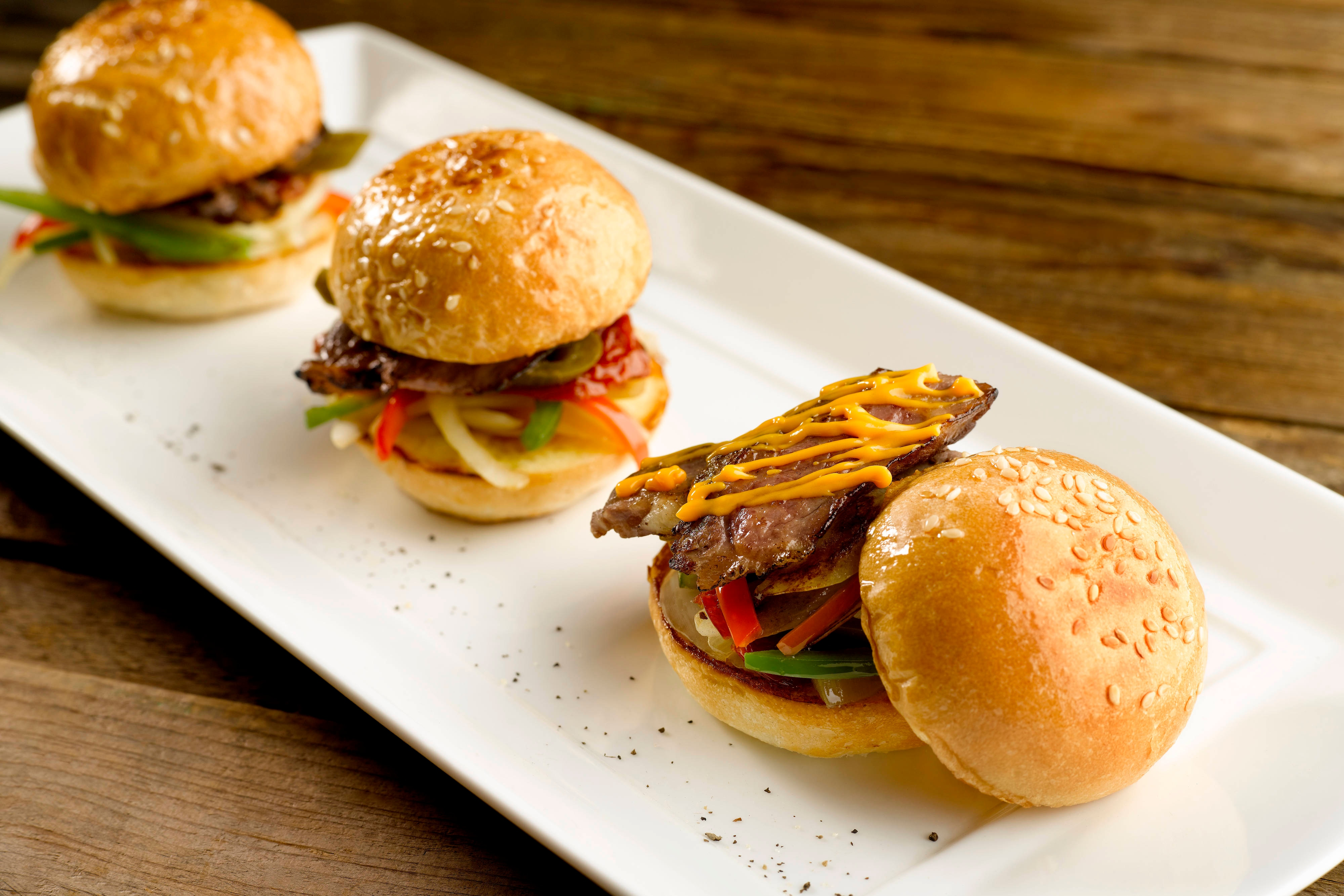 The Best Brew Beef Sliders