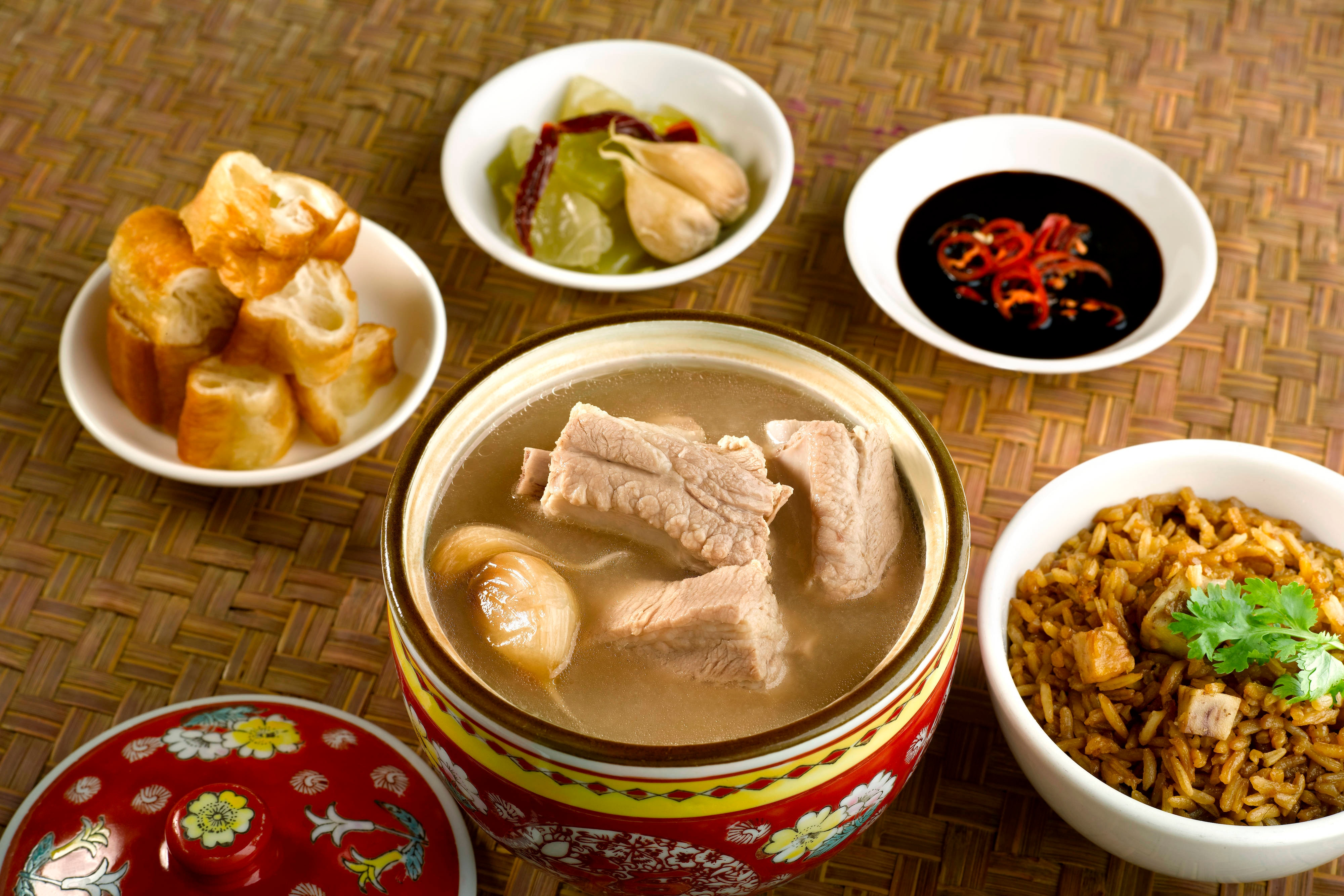 Four Points Eatery - Old Time Bak Kut Teh