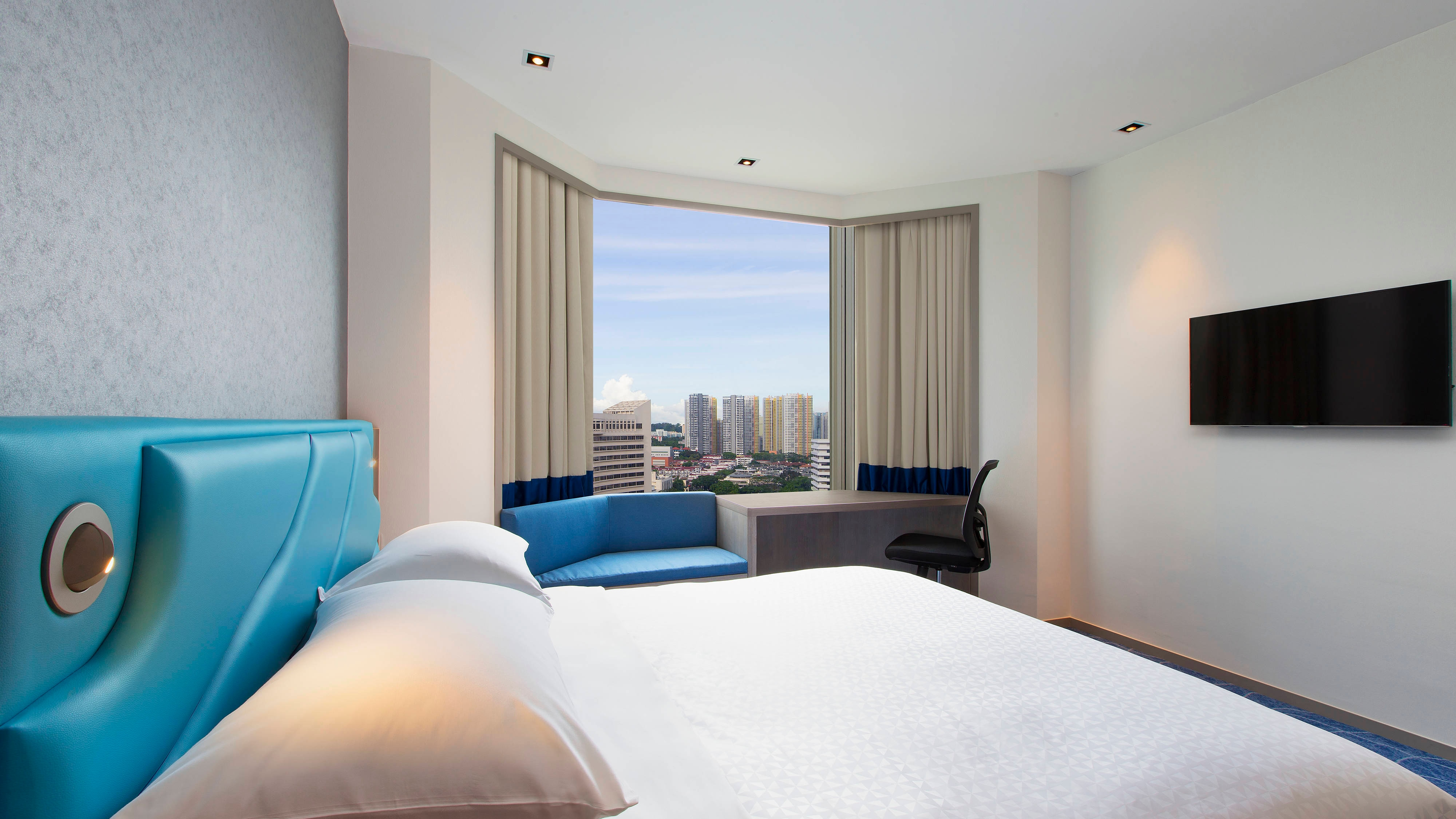 Accessible Room City View