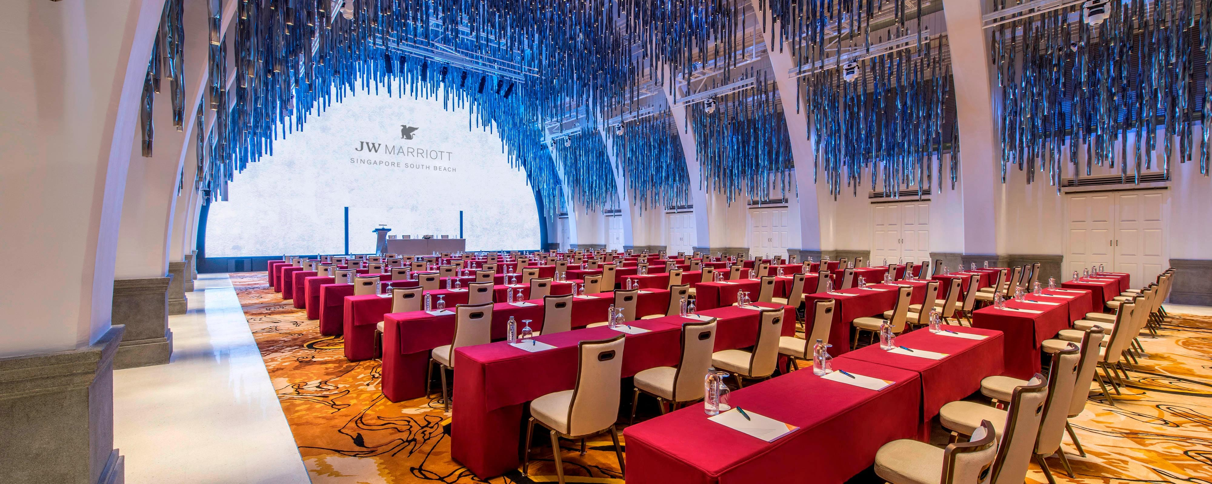 Singapore Convention Center Hotel - Meeting Rooms | JW