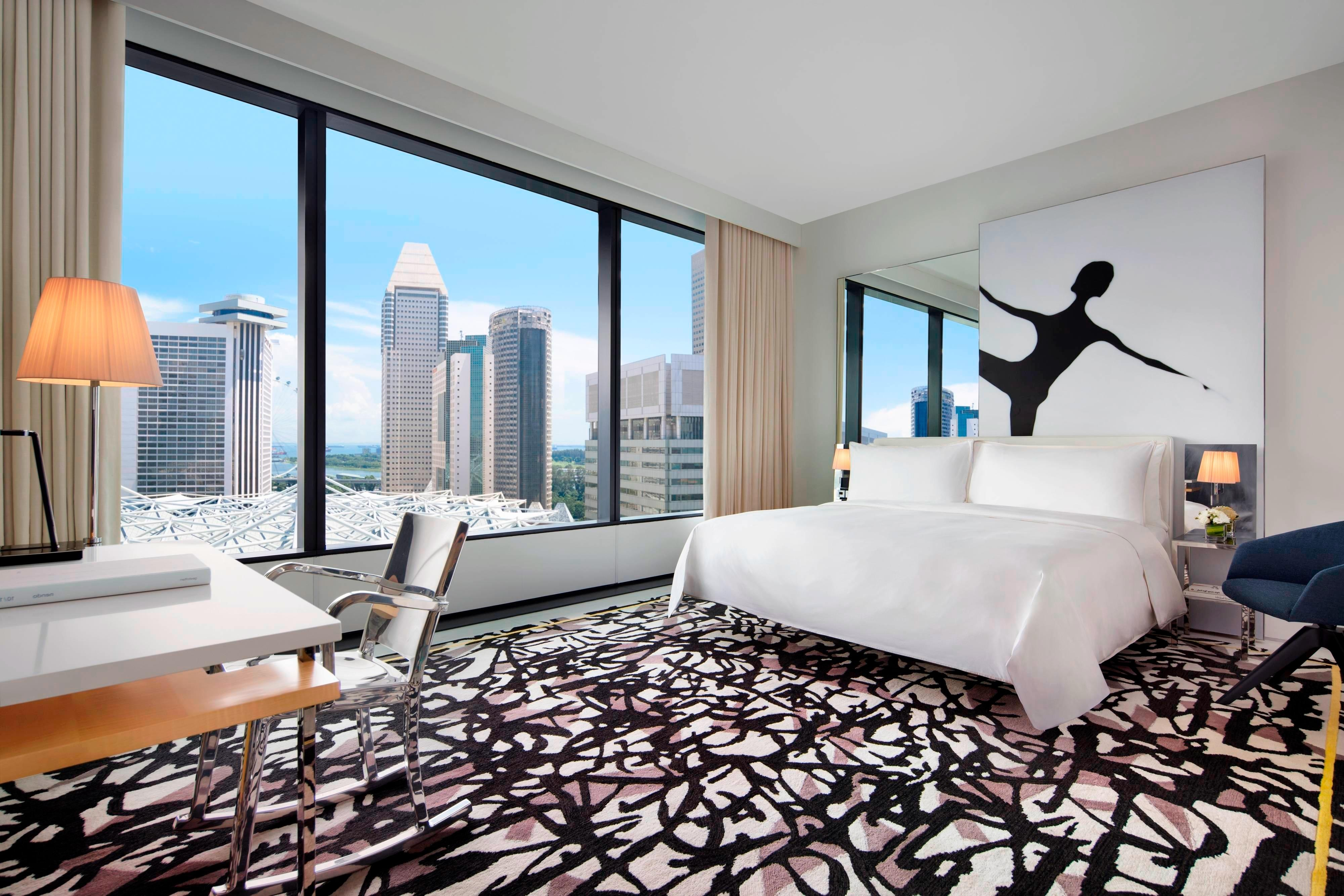 5 Star Hotel Singapore Presidential Suite Jw Marriott