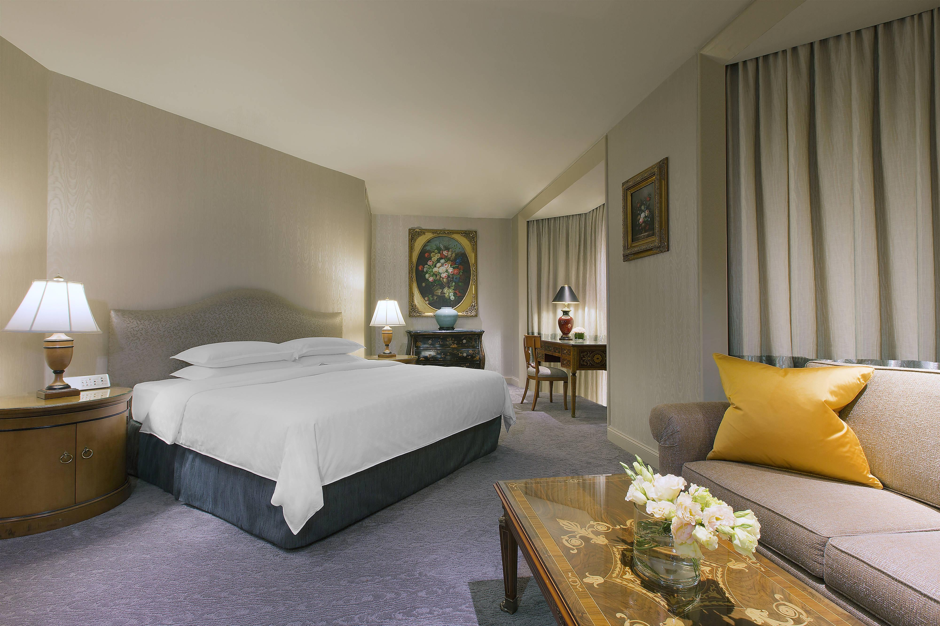Suite Executive Amsterdam - chambre