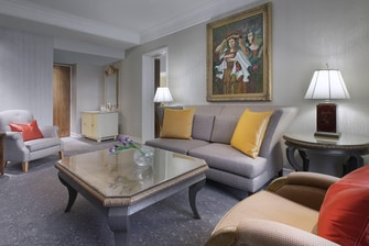 Executive Suite Cambridge - Lounge