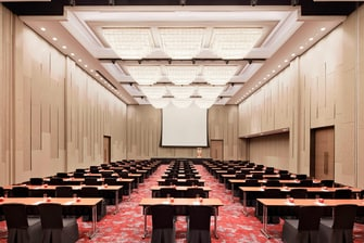Grand Ballroom - Classroom Setting