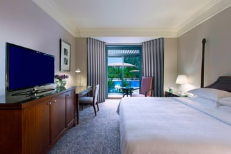 Guest Room - Pool View