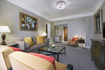 Executive Suite Madrid - Lounge