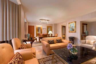 Royal Suite Monaco - Lounge